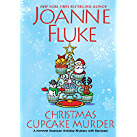 Christmas Cupcake Murder: A Festive & Delicious Christmas Cozy Mystery (A Hannah Swensen Mystery Book 26) book cover