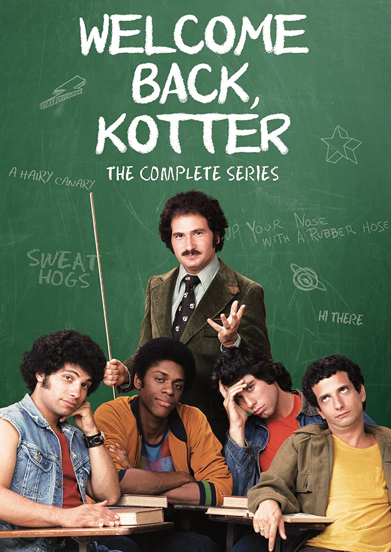 Welcome Back Kotter: The Complete Series Edizione: Stati ...