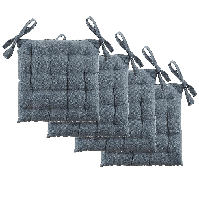 Amazon.com: Unity - Almohadillas para silla de paloma blanca ...