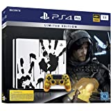 PlayStation 4 Pro Death Stranding Limited Edition - Konsole (1TB, schwarz, Pro) [Importación alemana]