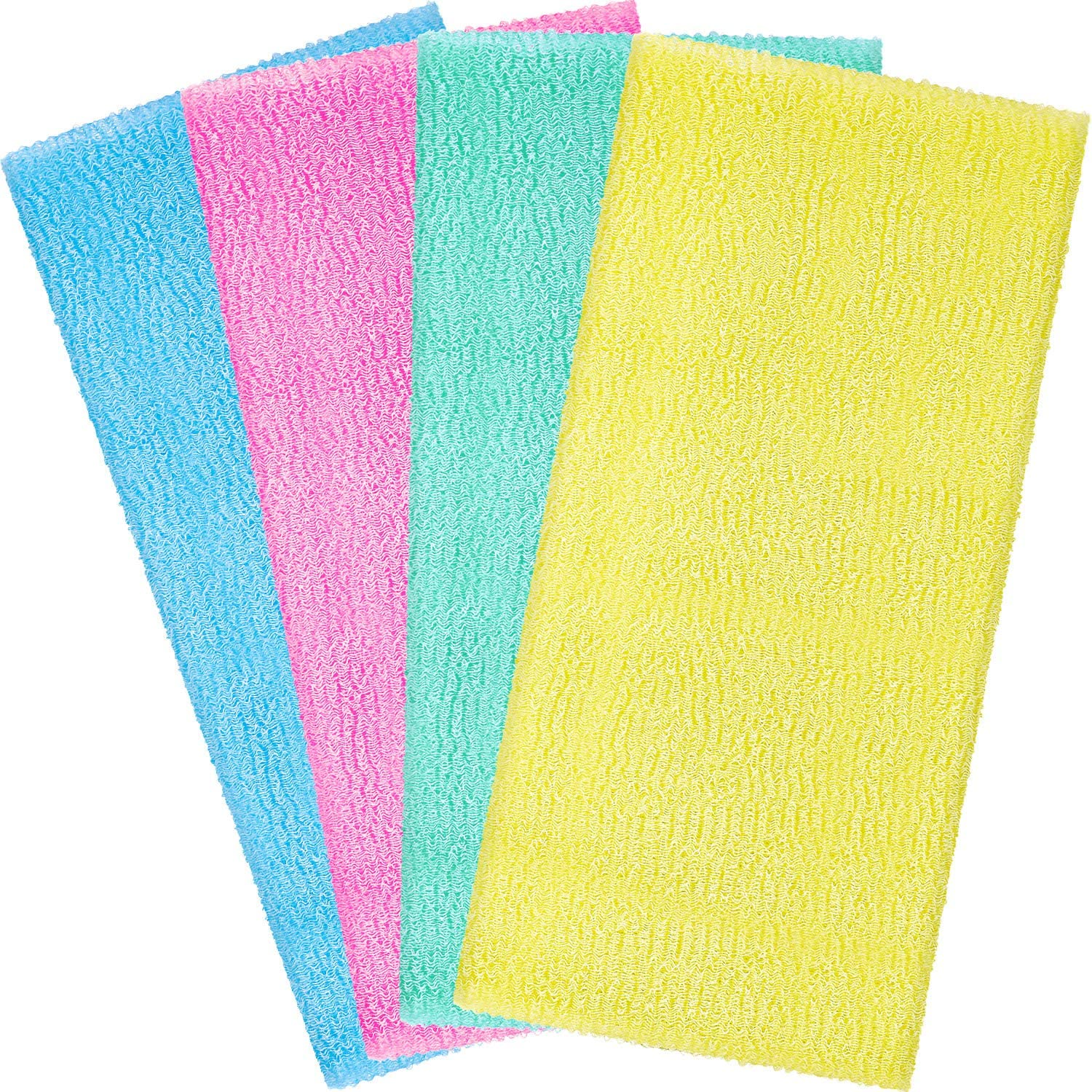 Boao Exfoliating Shower Washcloth for Body