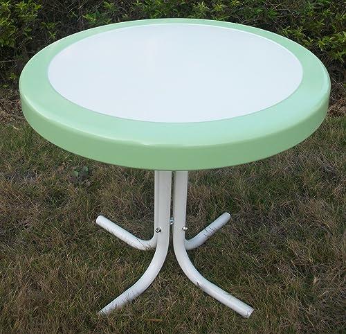 4D Concepts 71320 Metal Retro Round Table