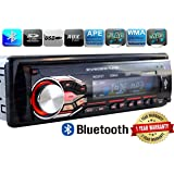 Sound Boss XBT-3251 Detachable Bluetooth Wireless With Phone Caller Id Receiver Car Media Player