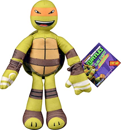 Amazon Com Teenage Mutant Ninja Turtles Sling Shout Michelangelo