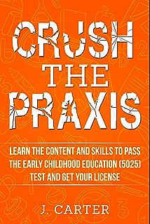 Amazoncom Praxis Ii Early Childhood Education 5025 Exam Secrets