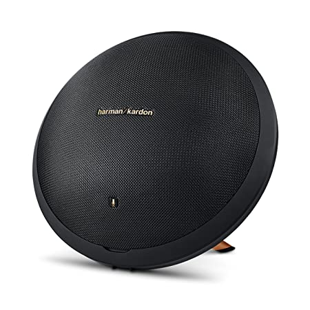 Harman Kardon Onyx Studio 2 Wireless Speaker System with Rechargeable Battery and Built-in Microphone,Black