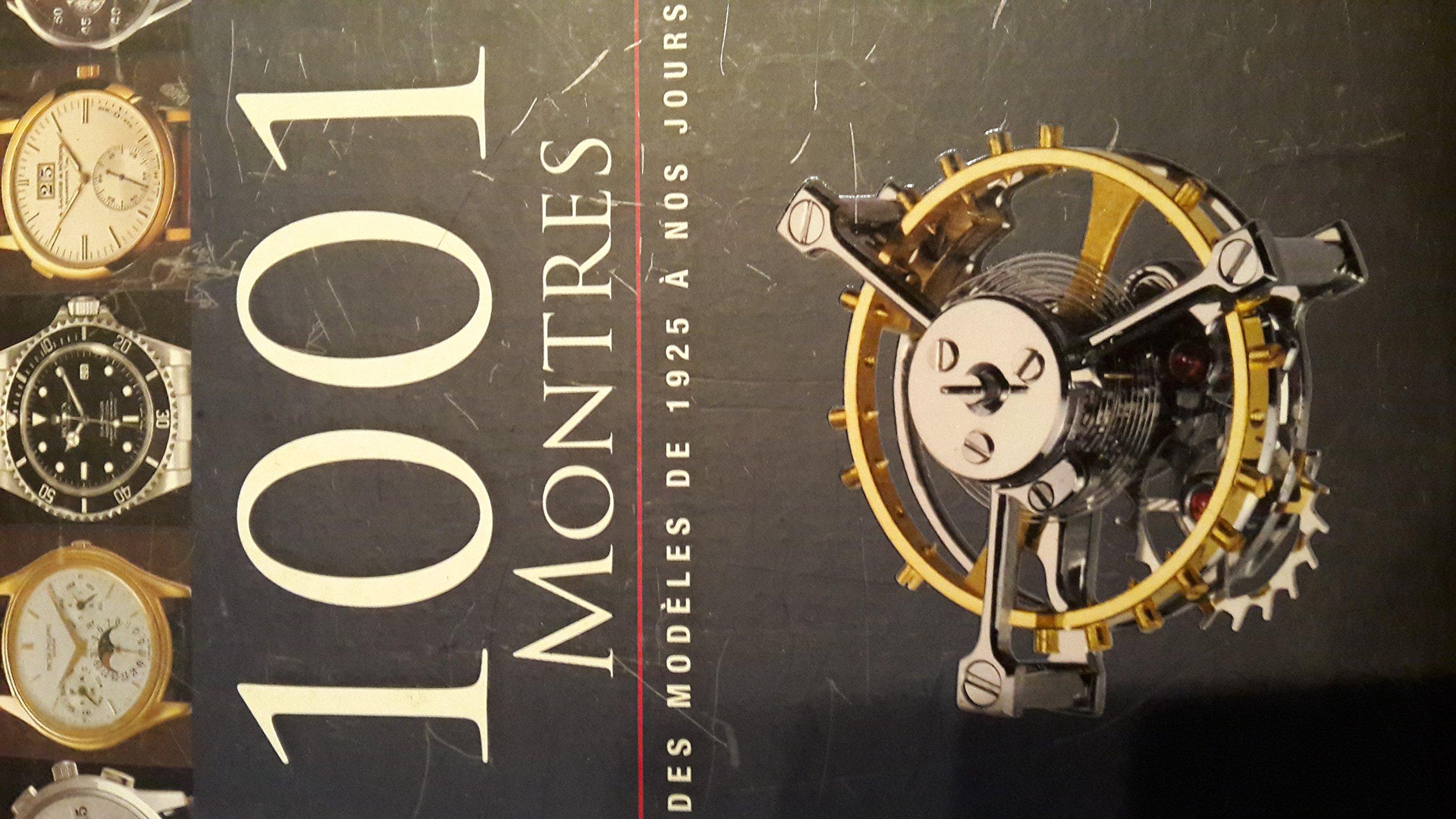Amazon.fr - 1001 montres : Des modèles de 1925 à nos jours - Martin  Häussermann, Peter Braun, Gerhard Claussen, Claude Checconi, Marion  Mauguière - Livres