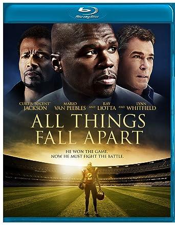 Amazon Com All Things Fall Apart Blu Ray Curtis Jackson Mario
