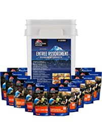 Mountain House MHPB:EAB-12P Entree Assortment Bucket, 12 Pouches