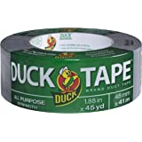 "Brand Duct Tape, 1.88"" x 45 yards, 3"" Core, Gray (並行輸入品)"