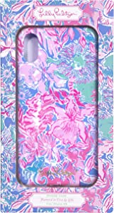 Lilly Pulitzer iPhone XR Case Viva La Lilly One Size