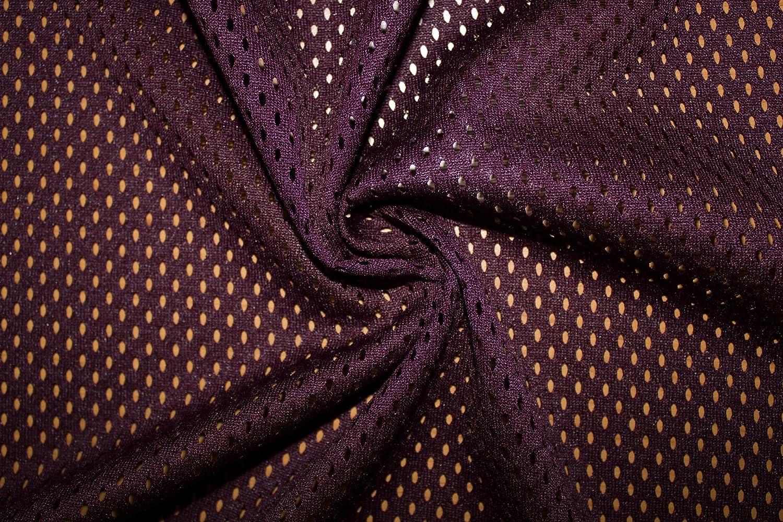 2d6400cd78a Amazon.com: Athletic Sports Mesh Knit Football Fabric 58