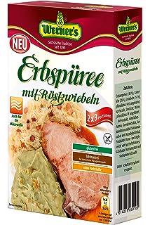 mecklenburger küche erbspüree 3 portionen für 500ml flüssigkeit ... - Mecklenburger Küche