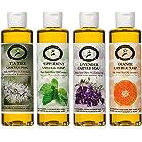 Castile Soap Variety 4 Pack - Carolina Castile Soap