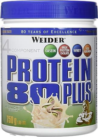 Weider Protein 80 Plus Pistacho - 750 gr