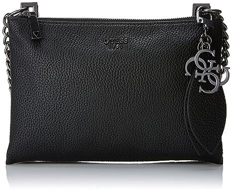 Bandoulière 5x25 Cm Sacs 4x17 black Femme Bags Guess Noir Hobo UzWtfZ8