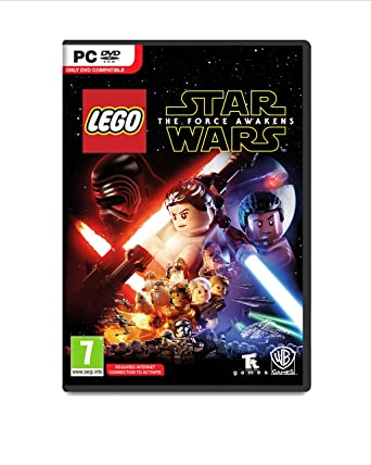 LEGO Star Wars: The Force Awakens [PC Code - Steam]: Amazon.co.uk ...