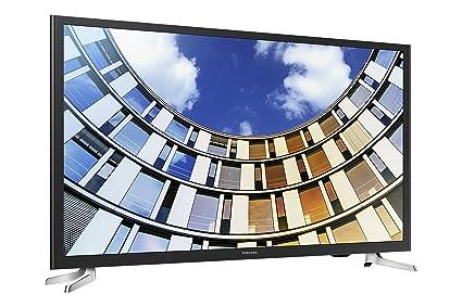 Samsung 32 Inch Smart TV UN32M5300A front right angle screen