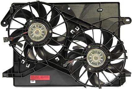 Amazon Dorman 620039 Radiator Fan Assembly Automotive. Dorman 620039 Radiator Fan Assembly. Dodge. Dodge Cooling Fan Harness At Scoala.co