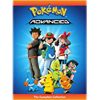 Deals on Pokemon Advanced Complete Collection DVD