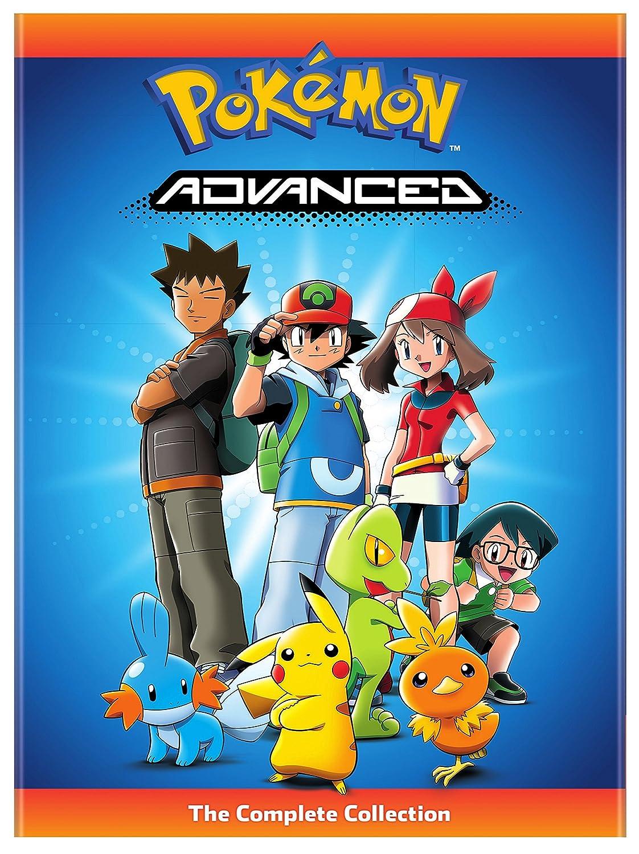 Pokémon Advanced Complete Collection DVD