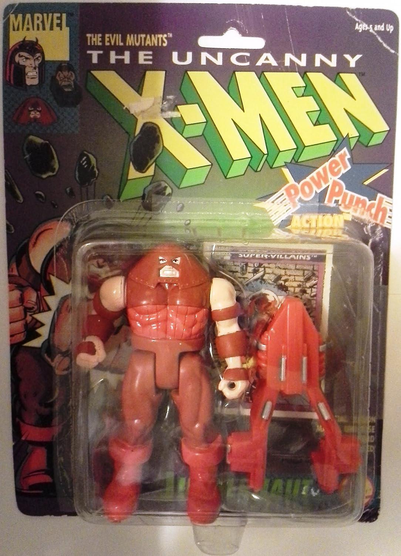 1991 Marvel Juggernaut X-Men Toybiz Toy Action Figure Used