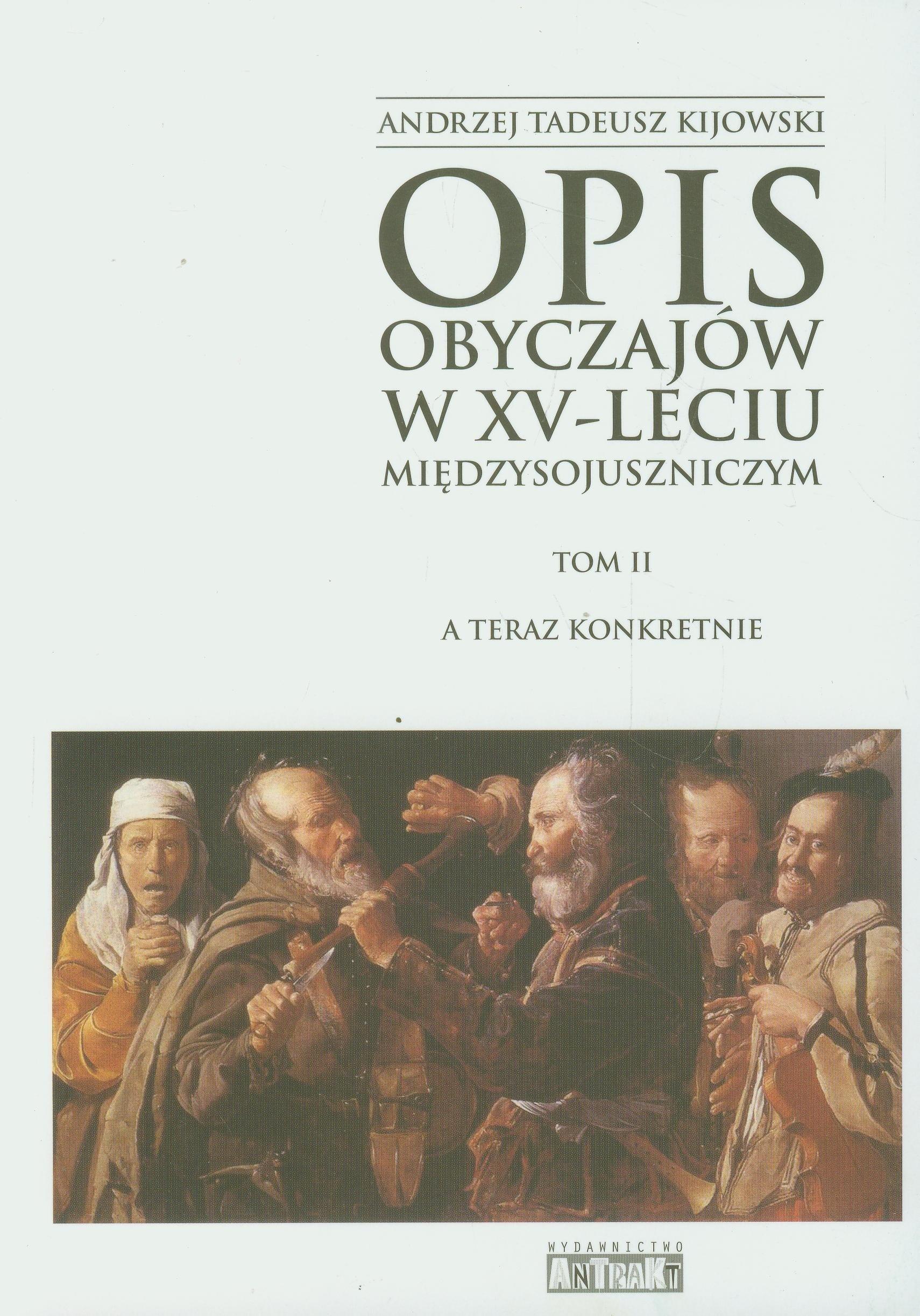 Download Opis Obyczajow W XV-Leciu Miedzysojuszniczym ebook