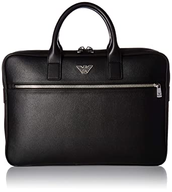 4c4d70d5b272 Emporio Armani sac porte-documents homme noir  Amazon.fr  Vêtements et  accessoires