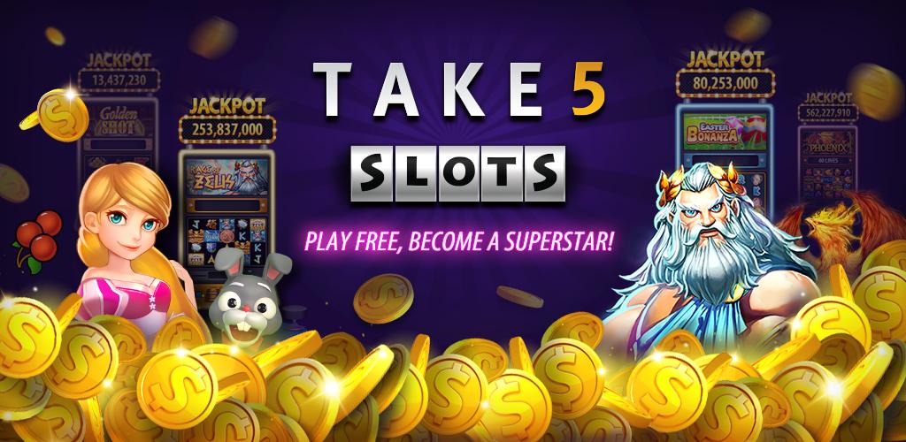 5 Free Casino