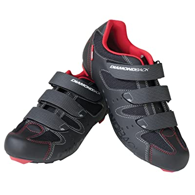 Diamondback Men's Century Clipless Road Cycling Shoe: Sports & Outdoors