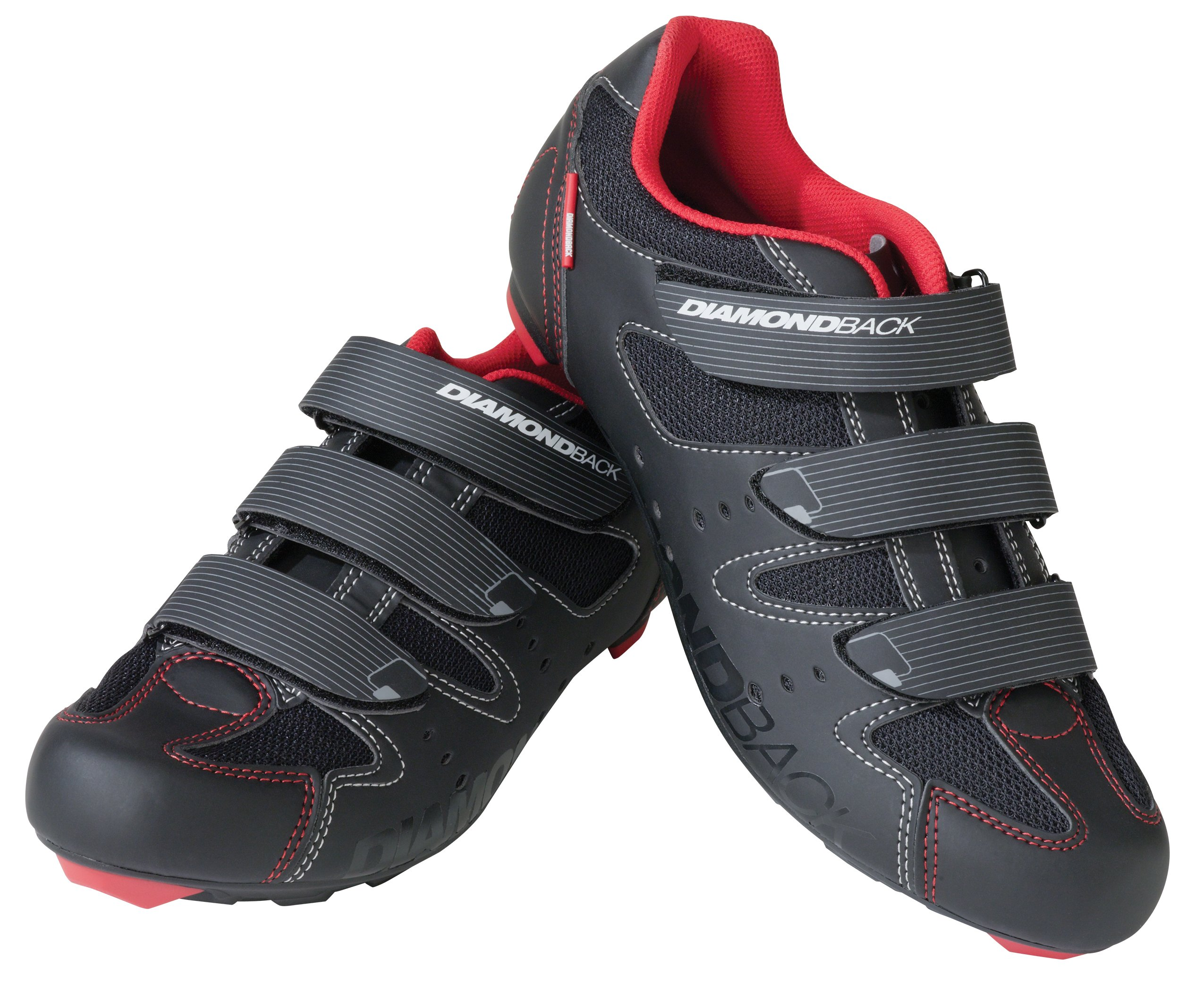 Diamondback Men's Century Clipless Road Cycling Shoe, Size 44 EU/10.5 US