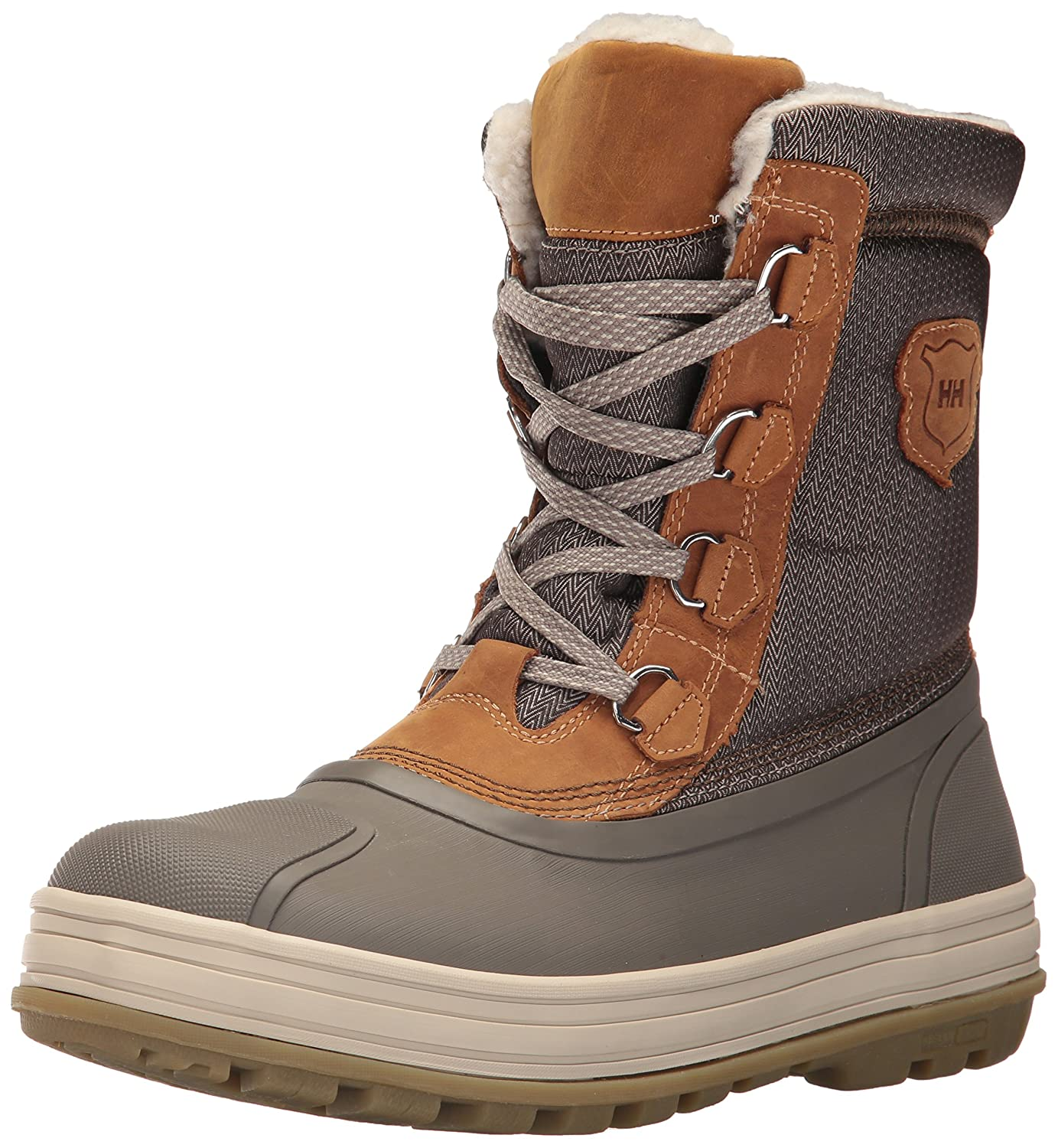 Helly Hansen Women's Framheim Snow Boot B01JLSO4TY 8.5 B(M) US|Moon Rock/Bungee Cord