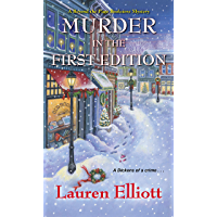 Murder in the First Edition (A Beyond the Page Bookstore Mystery Book 3) book cover