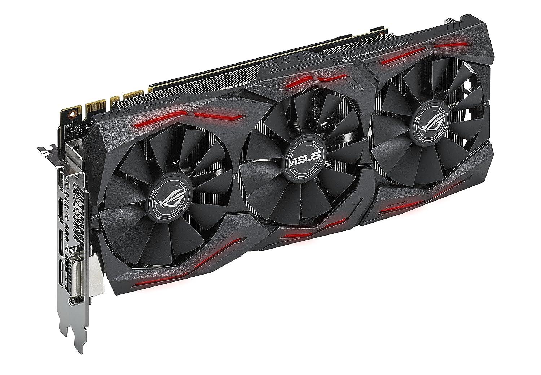 Amazoncom ASUS GeForce GTX 1080 8GB ROG
