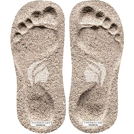 54b5bf716642 Amazon.com  Thermalabs Adhesive Feet Pads for Self Tanning
