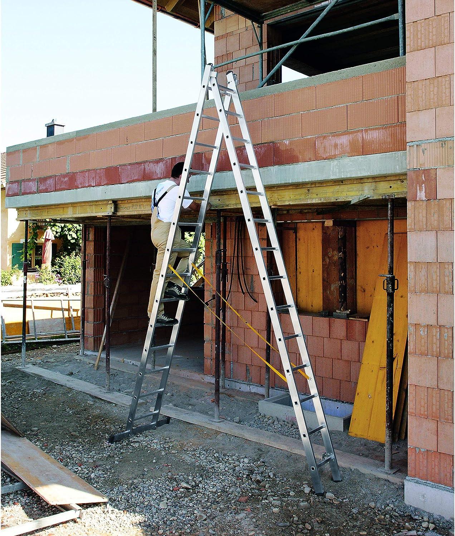 Zarges combi - de pie y panel escalera Z300 42576: Amazon.es: Bricolaje y herramientas