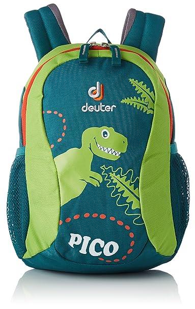Deuter Kinder Pico Rucksack alpinegreenkiwi free