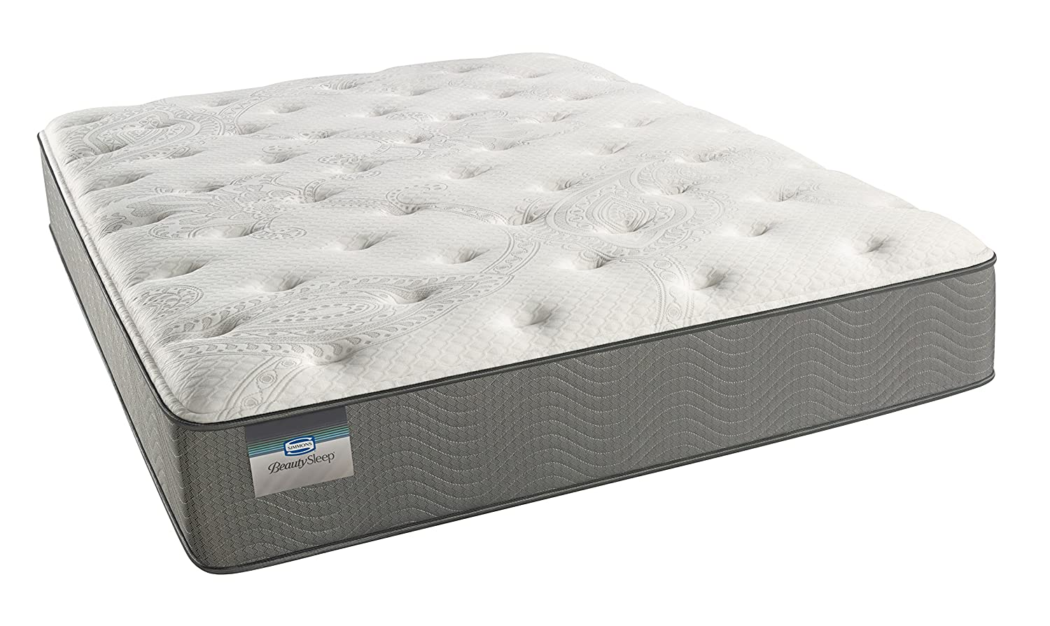 Simmons BeautySleep Plush 300 - Twin Innerspring Mattress