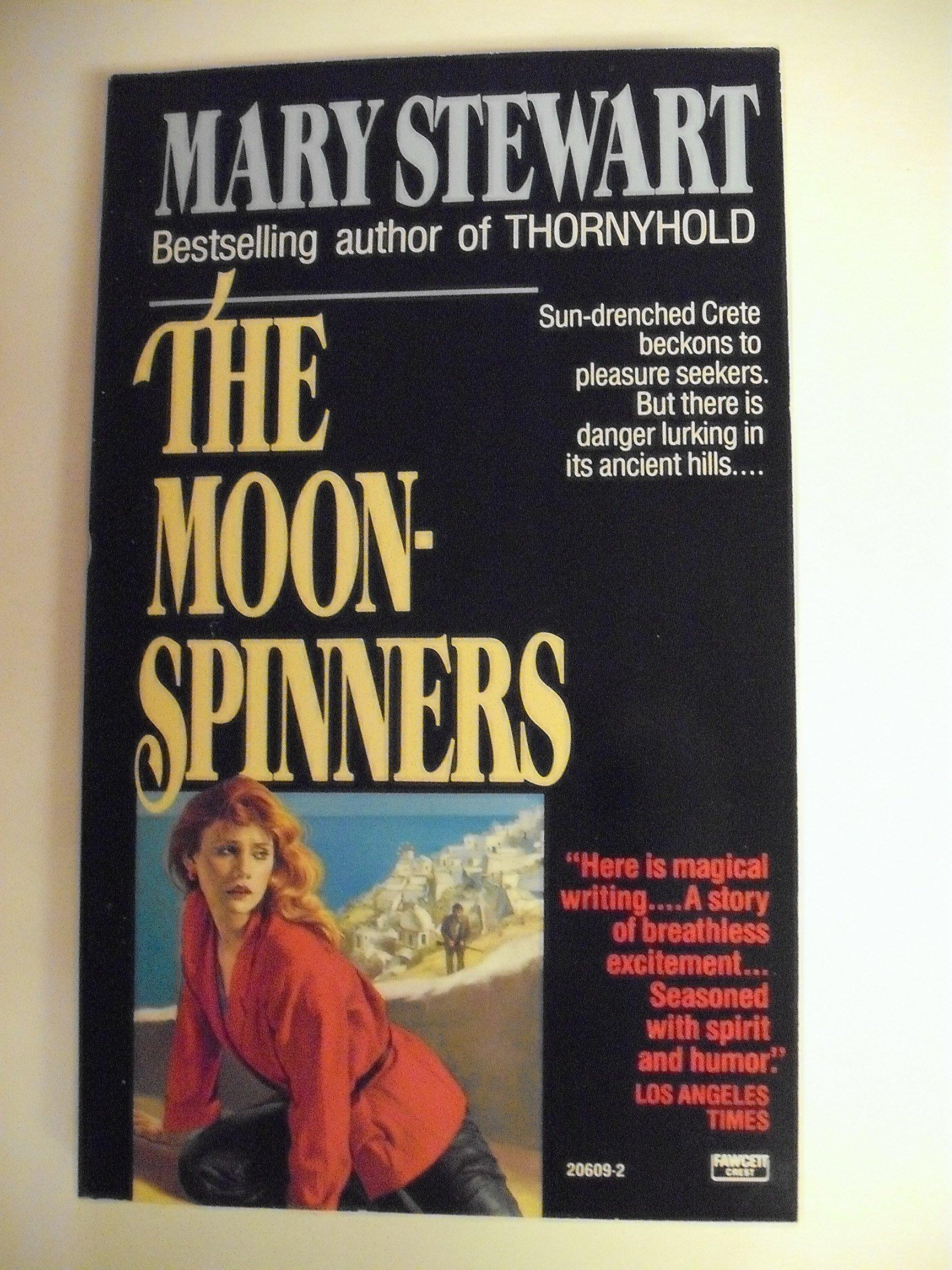 The Moon-Spinners: Amazon.es: Mary Stewart: Libros en idiomas extranjeros