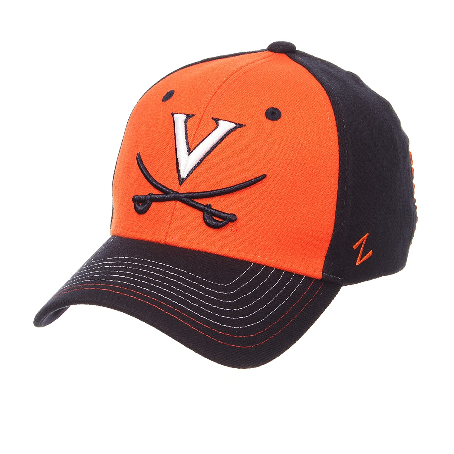 X-Large Team Color NCAA Virginia Cavaliers Mens Stitch Hat