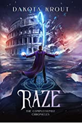 Raze (The Completionist Chronicles Book 4) Kindle Edition