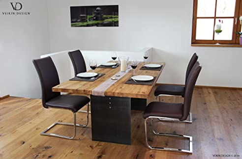 Holztisch design esstisch  Esstisch