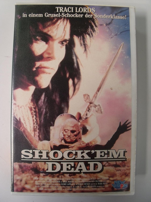 Shock Em Dead [Alemania] [VHS]: Amazon.es: Traci Lords, Troy ...