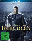The Legend of Hercules - Steelbook [3D Blu-ray]