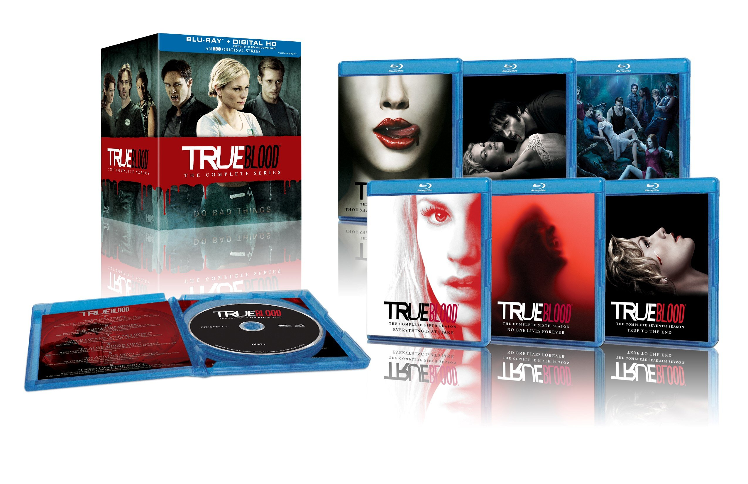 True Blood: The Complete Series (Blu-ray) by HBO HOME VIDEO