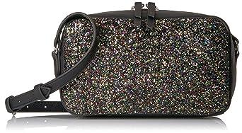 Amazon Brand - The Fix Isabelle Glitter Small Crossbody Bag