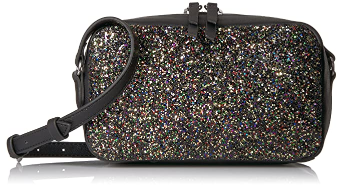 2e8e1d8149 Amazon.com  The Fix Isabelle Glitter Small Crossbody Bag  Clothing