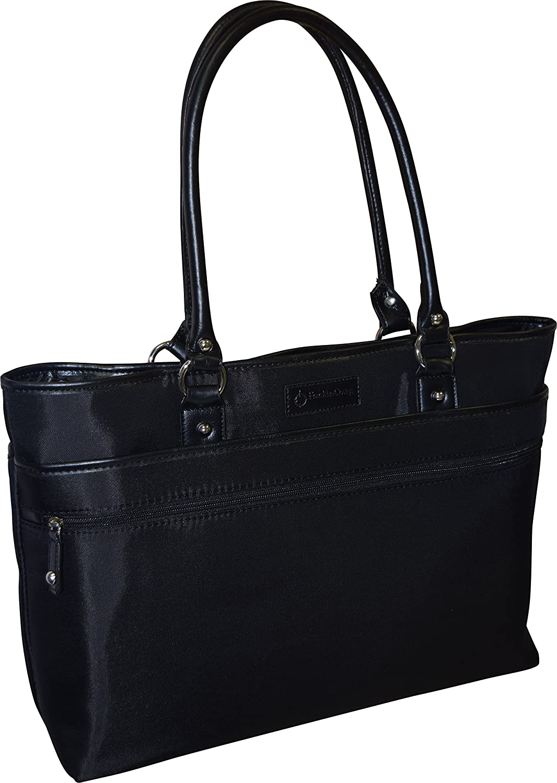 d00a8bcc9a2c durable modeling Franklin Covey Women's Business Laptop Tote Bag ...