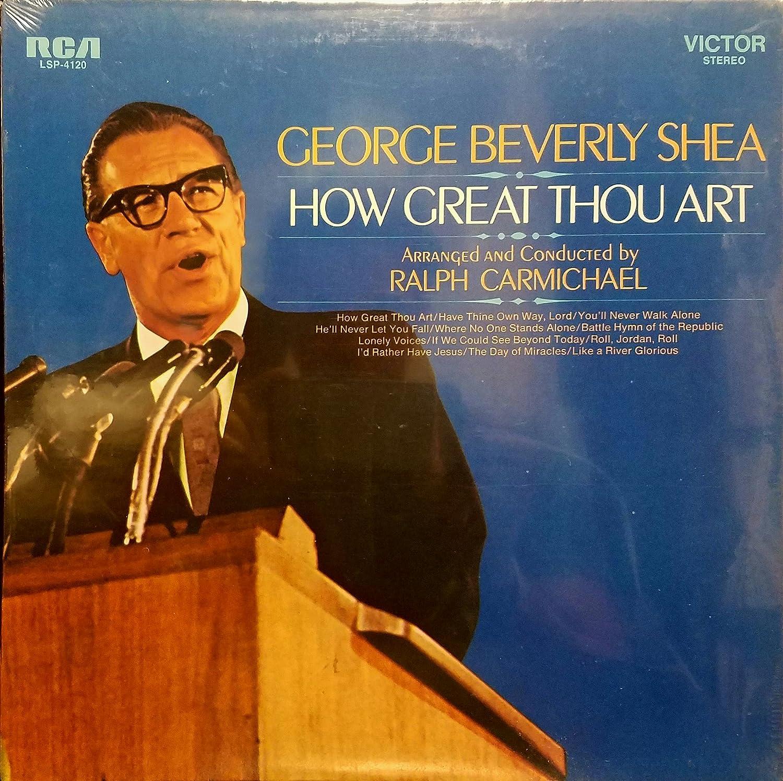 George Beverly Shea How Great Thou Art Amazon Com Music
