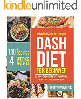 Amazon the dash diet action plan proven to lower blood dash diet the essential dash diet cookbook for beginners delicious dash diet recipes for fandeluxe Image collections